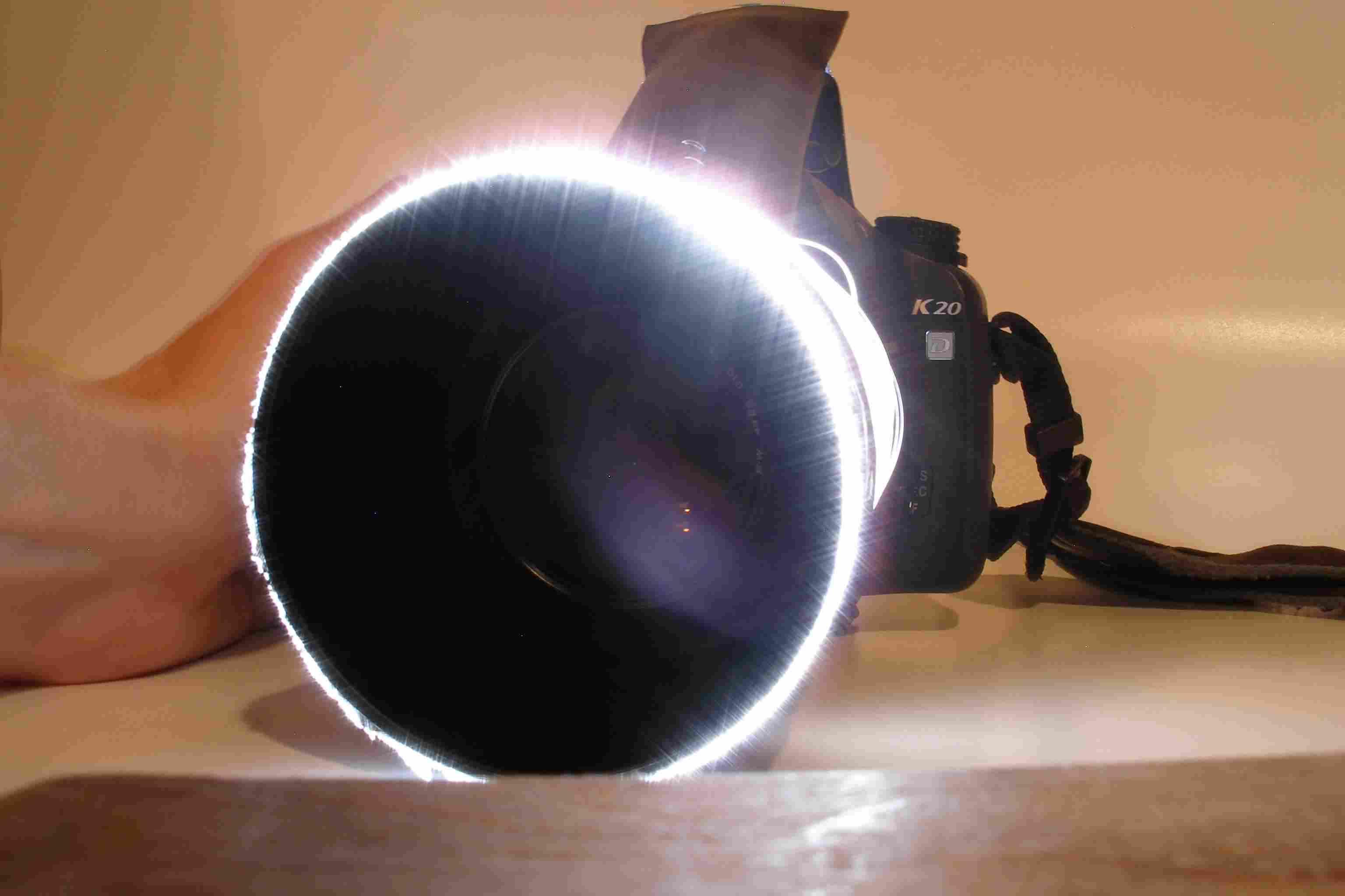 светильник в форме объектива фотоаппарата что нужно сделать
