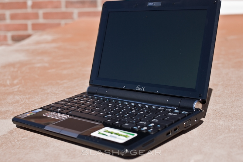Asus Eee PC 1000HE first impression and unboxing