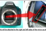 Canon 5D mirror design flaw calls for immediate repair