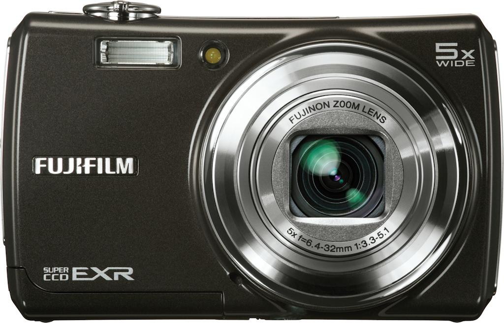 Fujifilm FinePix F200EXR features Super CCD EXR Image Sensor