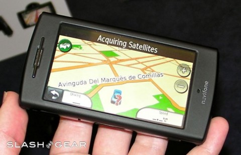 Garmin-ASUS planning Android smartphone for Q1 2010