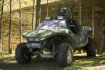 Real-life Halo Warthog gets test-driven