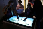 Ideum MT2 Multitouch Table beats Microsoft Surface in size & resolution