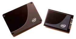 Intel Super Spinner X18M and X25M SSD get price break