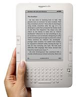 Kindle 2 text-to-speech angers Author's Guild