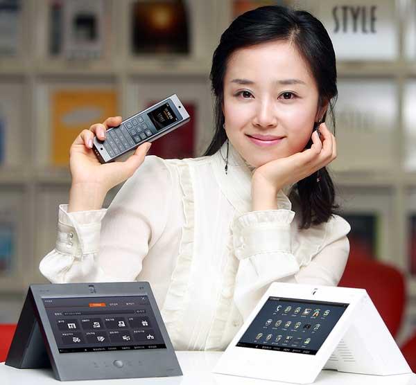 iRiver WAVE HOME VoIP home hub hits KT Telecom