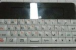 LG LBA-C300 Bluetooth keyboard for cellphones: ideal for watch phone