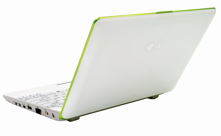 LG LG-X120 HSPA netbook detailed