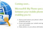 Microsoft My Phone backup service confirmed: beta starting soon