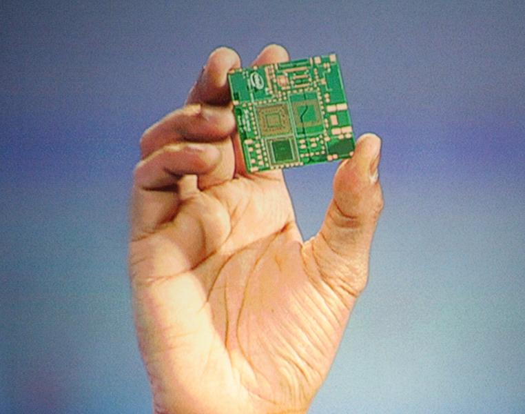 LG Mobile device to feature Intel's Mooretown Chips