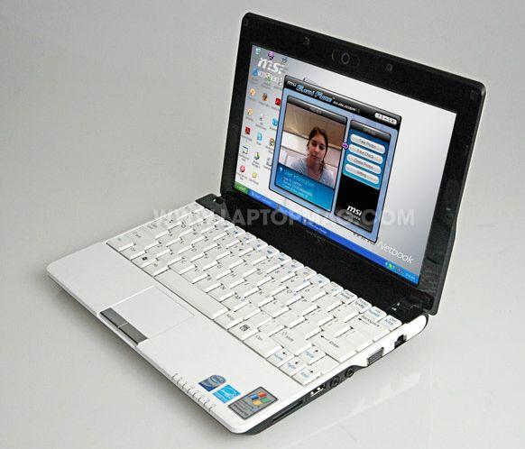 MSI Wind U120 reviewed: cheap netbook let down by poor battery
