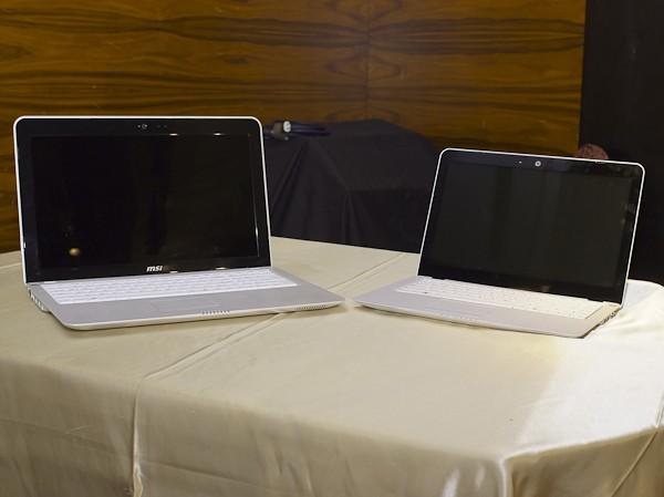 MSI X-Slim X600: 15.6-inch MacBook Air lookalike
