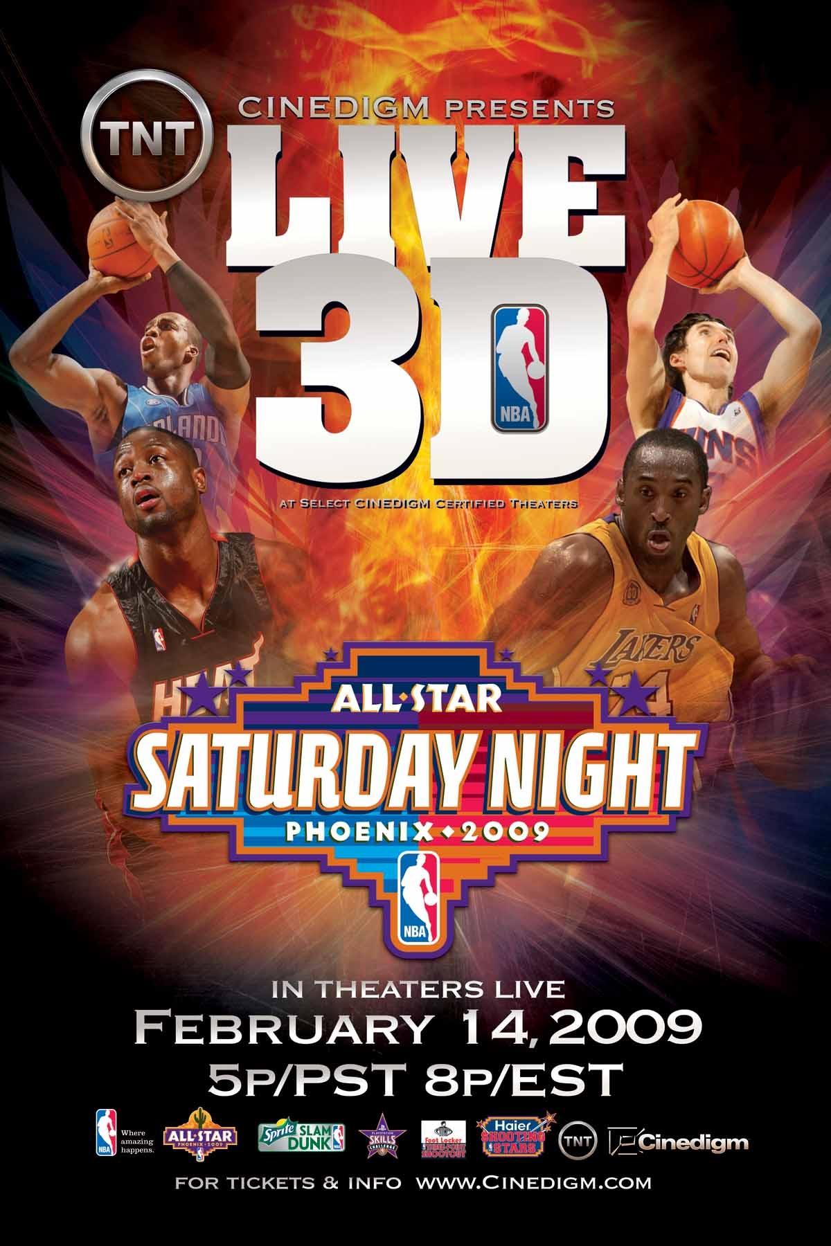 SlashGear's Cinedigm 3D HD NBA Slam Dunk Giveaway!
