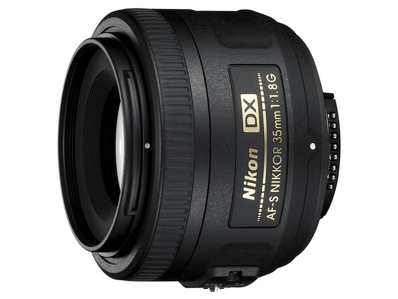 Nikon fastest DX prime to date : AF-S DX NIKKOR 35mm f1.8G