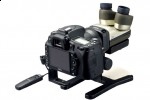 Nikon's stereoscopic Microscope now fits Nikon DSLR, Extreme Macro anyone?