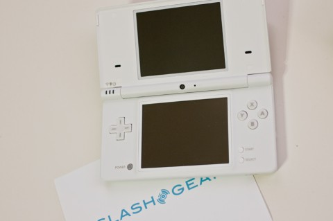 Nintendo DSi to get screen size increase in Japan?