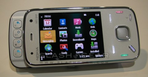 Nokia N86 8MP NAM Edition arrives in US (at long last)