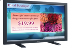 ViewSonic intros ultra-thin bezel CD4230 digital signage display