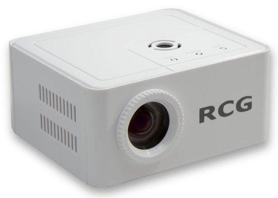 RCG RC-VIS62002 pico-projector does XGA