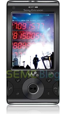 Sony Ericsson Hikaru Walkman phone leaks: 8GB and 8MP camera