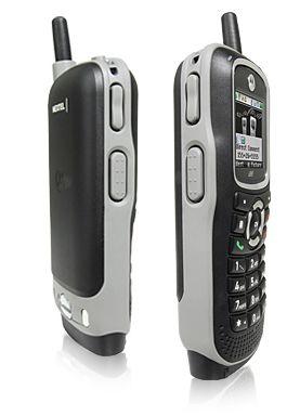 Sprint Motorola i365IS 'Intrinsically Safe' rugged cellphone