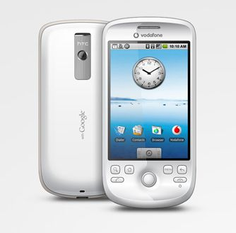 HTC Magic announced: Vodafone gets the second Android smartphone