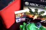 Microsoft Red Xbox 360 gets video unboxing