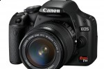 Canon Rebel EOS T1i DSLR gets official