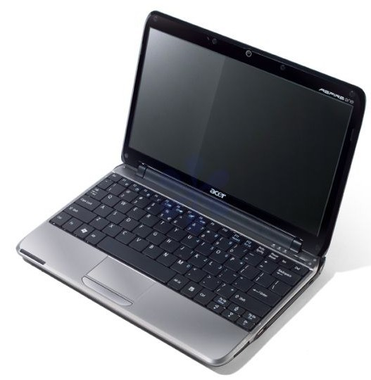 11.6-inch Acer Aspire One: Atom Z530, 8hrs runtime?