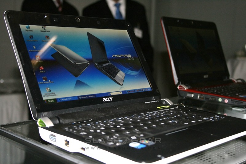 Acer Aspire One D150 with Atom N280 hands-on