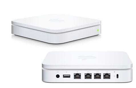 Apple AirPort Extreme Base Station announced