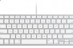 Apple quietly intro compact wired keyboard