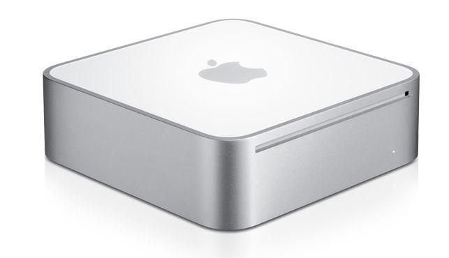 New Apple Mac mini with NVIDIA GeForce 9400M