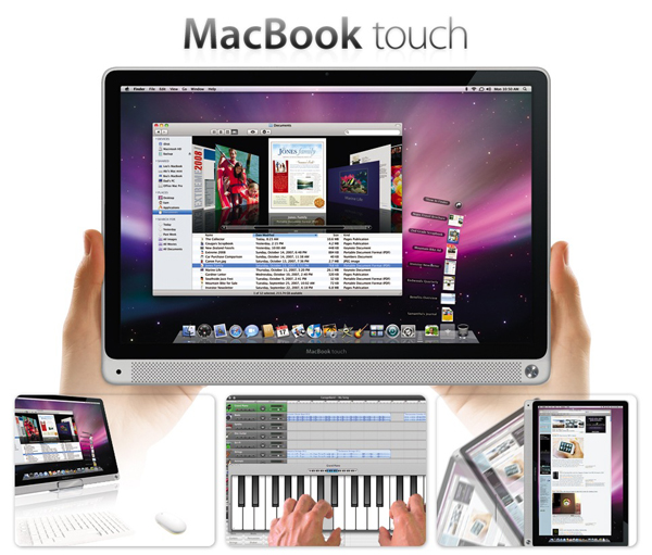 Apple ordering netbook-sized multitouch panels for 2H09?