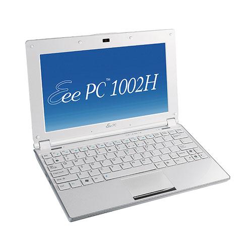 ASUS Eee PC 1002H: Intel N280, 5hrs battery
