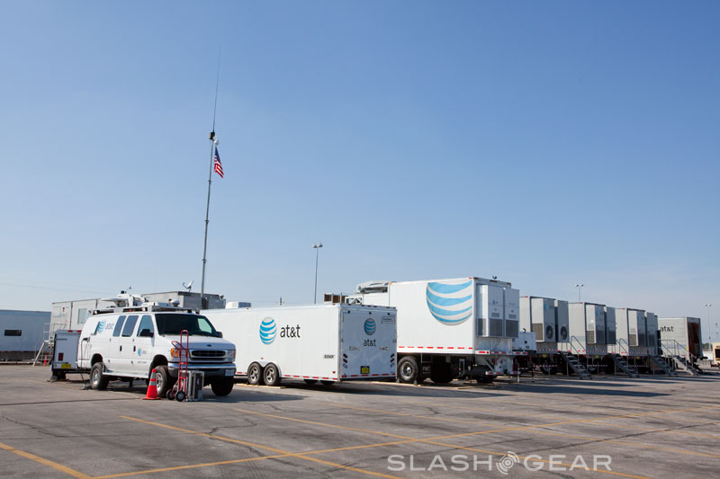 AT&T Mobility Network Disaster Recovery : SlashGear Exclusive