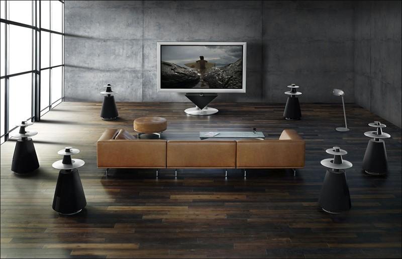 Bang & Olufsen offer luxury 103-inch plasma