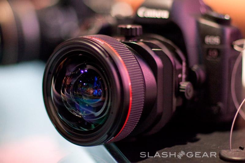 PMA 2009 : Canon TS-E 17mm f/4L Quick Look