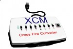 XCM Cross Fire Converter for Xbox 360 shipping within two weeks