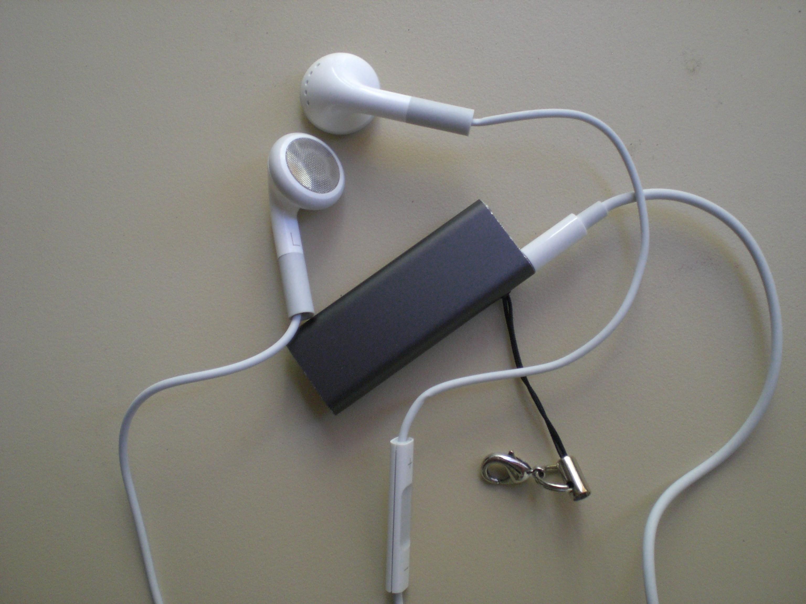 iPod Shuffle 3rd Gen Review