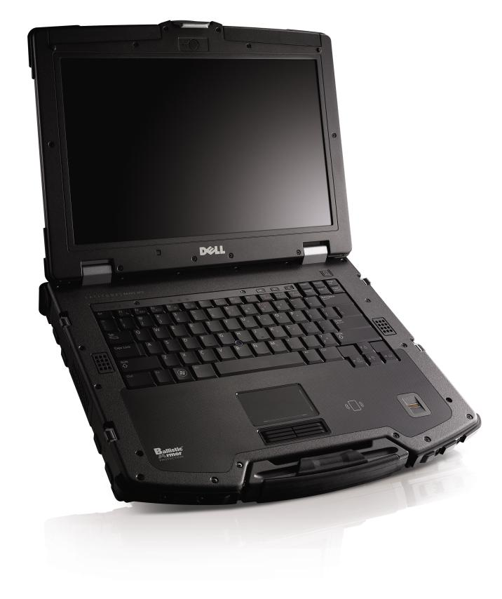 Dell Latitude E6400 XFR rugged laptop: Video torture testing