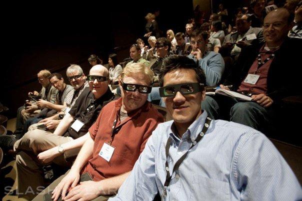 Monsters vs. Aliens: SlashGear meets DreamWorks InTru 3D & HP