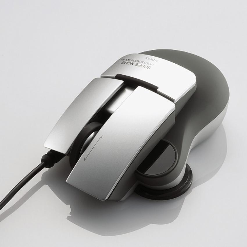 """Elecom Scope Node """"pen precise"""" mouse"""