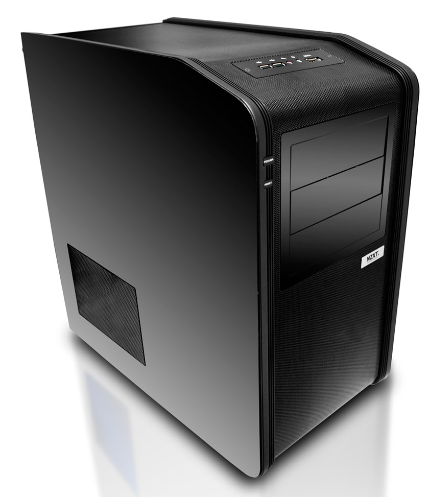NZXT unveiled Panzerbox, performance LAN case with optimized airflow