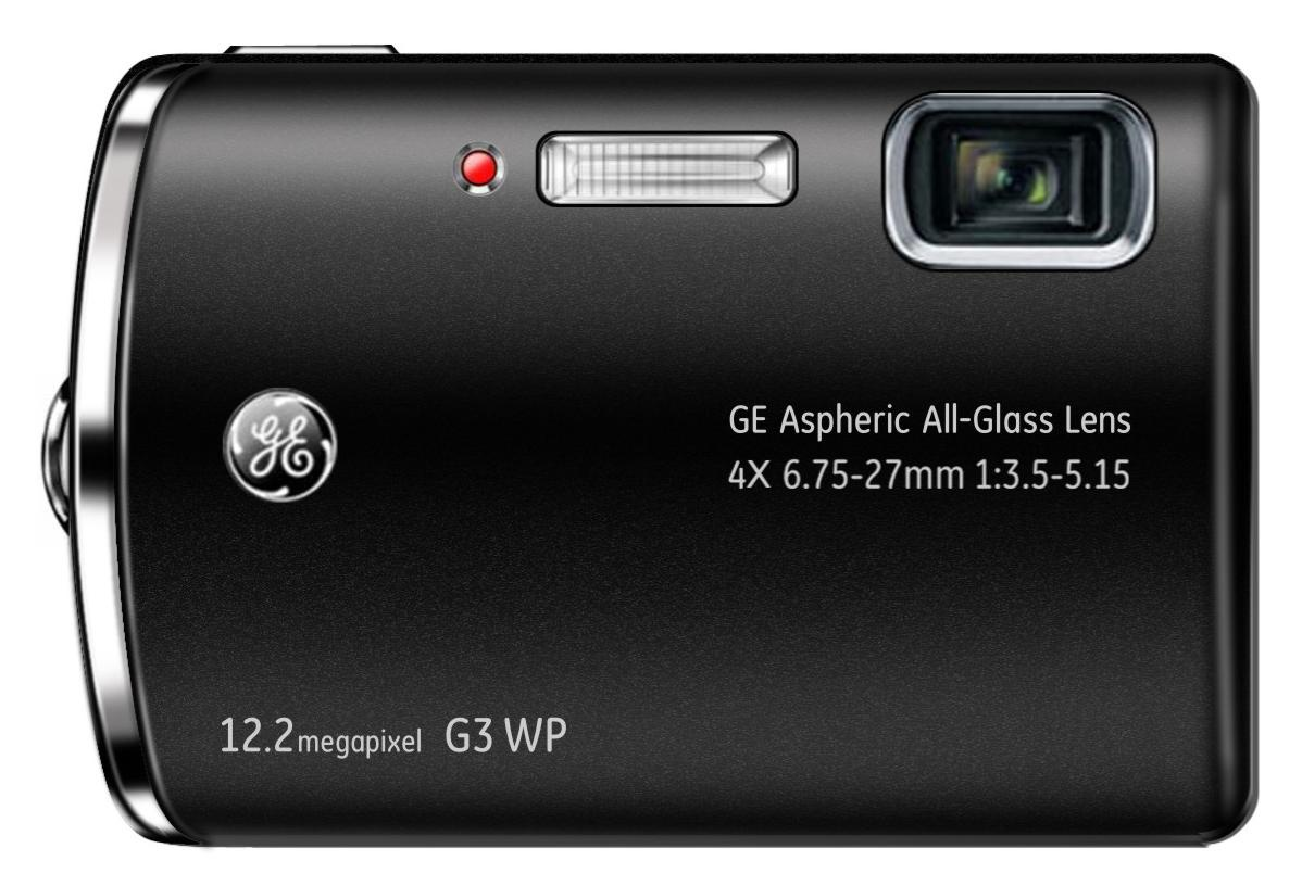 GE G3WP waterproof 12.2MP camera