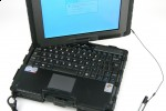 Getac V100 rugged Tablet PC tested: blindingly good