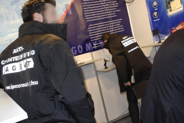 CeBIT raids seize pirate iGO software at multiple booths