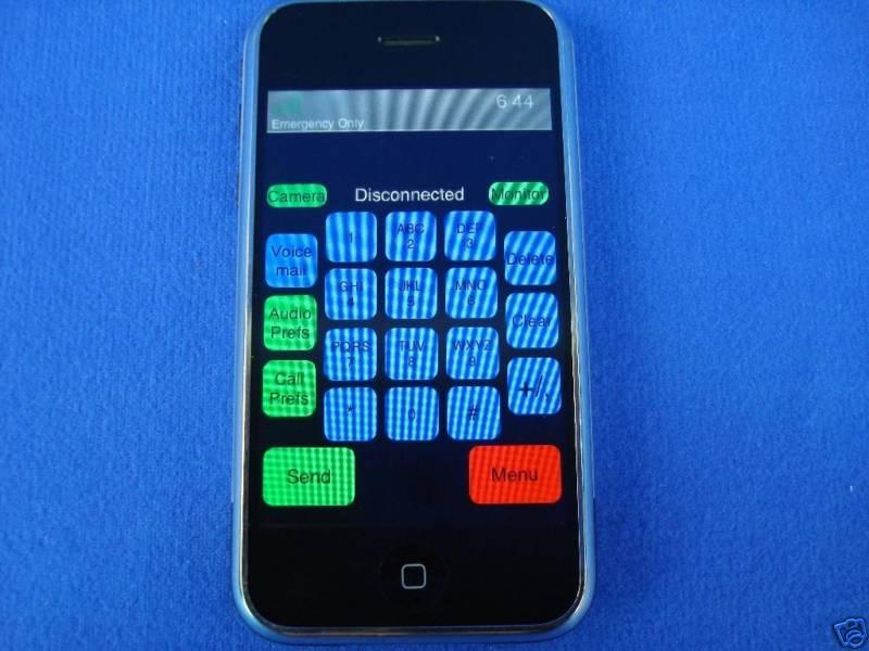 iPhone prototypes go on sale: Video demo