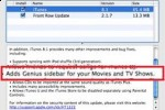 "iTunes 8.1 Genius for TV & Movies ""isn't live yet"""