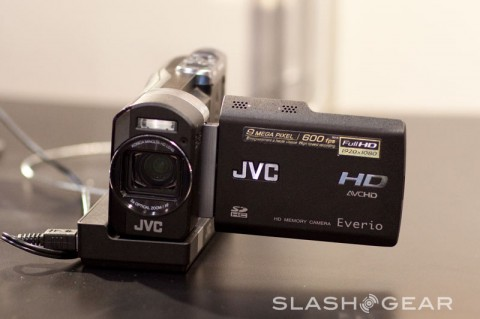 JVC Everio X GZ-X900 goes on sale in Japan